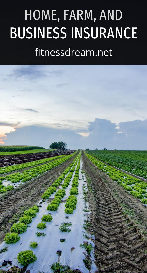 Home, Farm, And Business Insurance